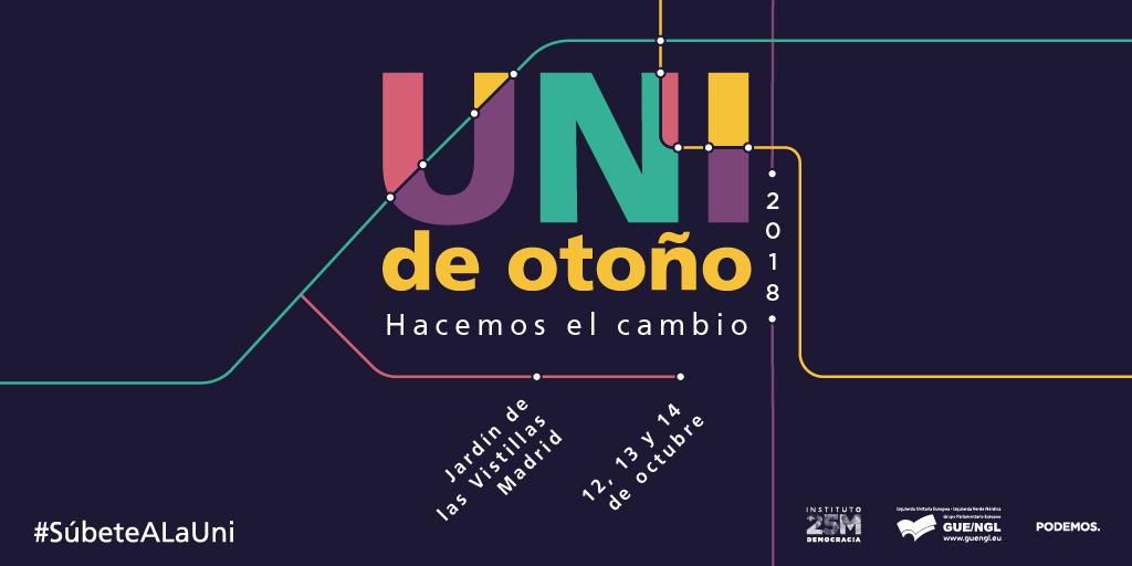 Universidad de otoño 2018