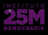 Imagen Instituto 25M democracia