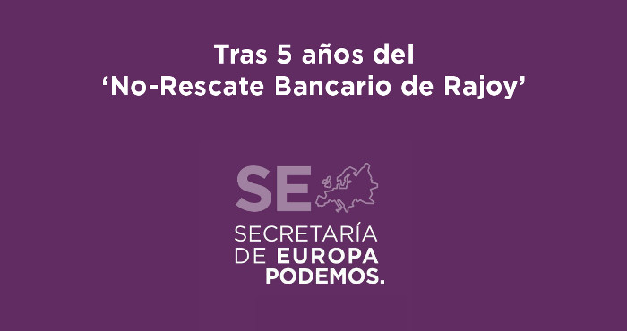 Informe Banco SE