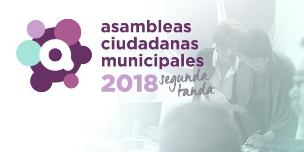 Asambleas Ciudadanas Municipales 2018