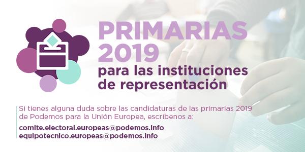 Primarias 2019