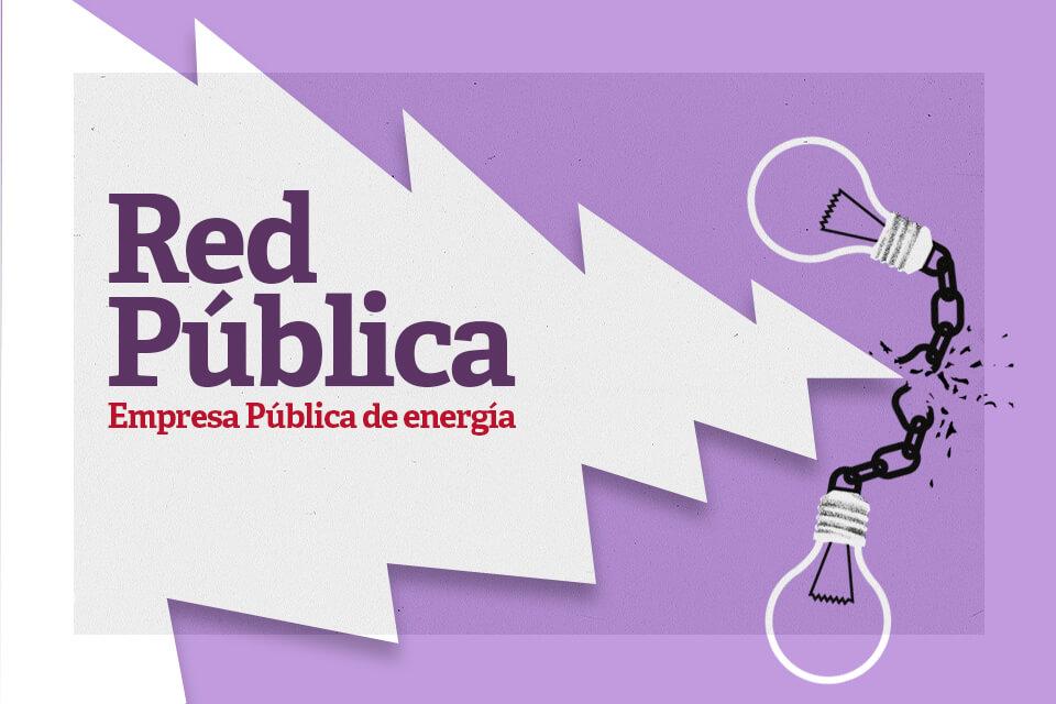 Podemos propone crear una empresa pública de energía para bajar la factura de la luz y garantizar la transición energética